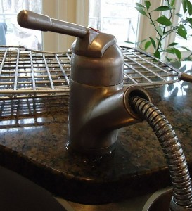Pull Out Faucet