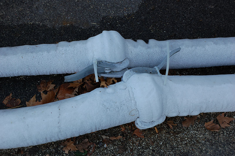 How To Freeze Your Pipes This WInter