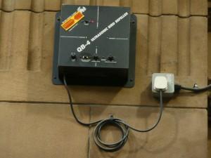 Ultrasonic Bird Repeller
