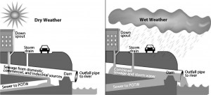 Combined Vs Sanitary Sewer