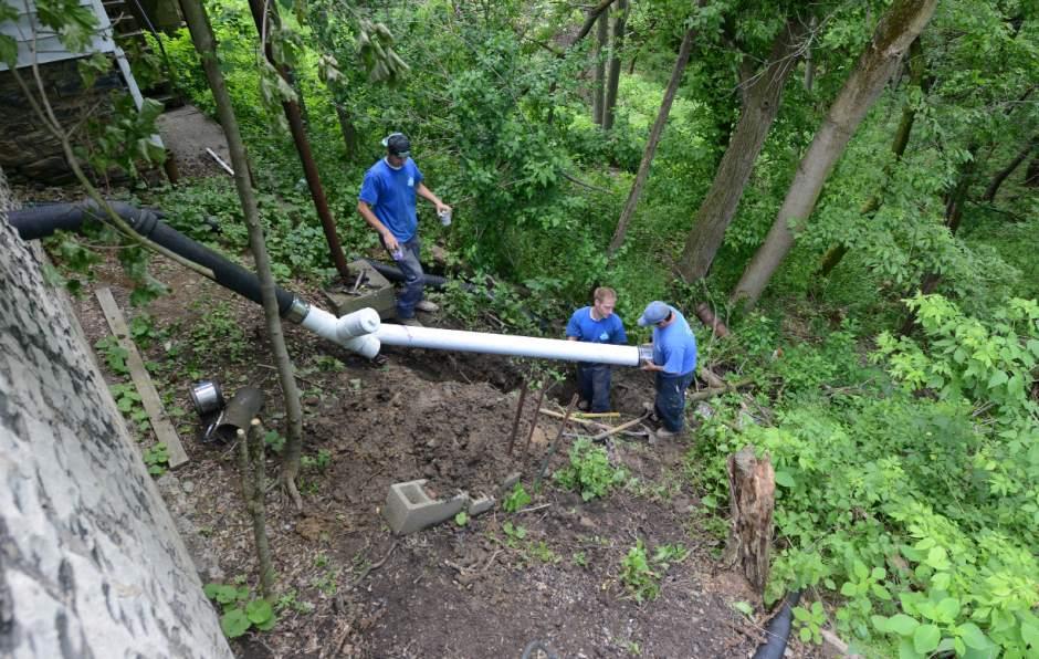 Terry's Plumbing Pittsburgh Tribune