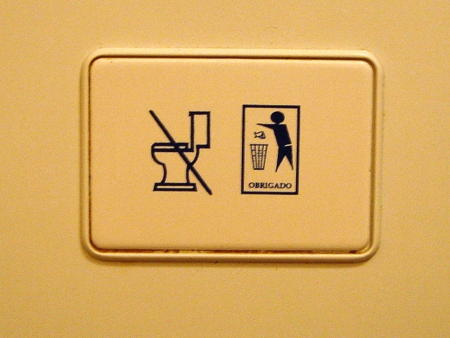 Ways Not To Use A Toilet