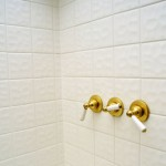 Repair Water Leaking Behind Your Shower Tile