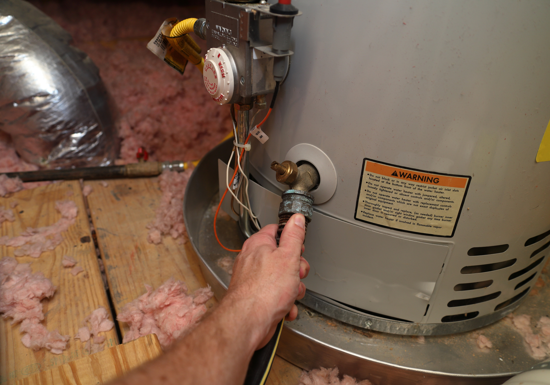 Failing Water Heater | Terry's Plumbing
