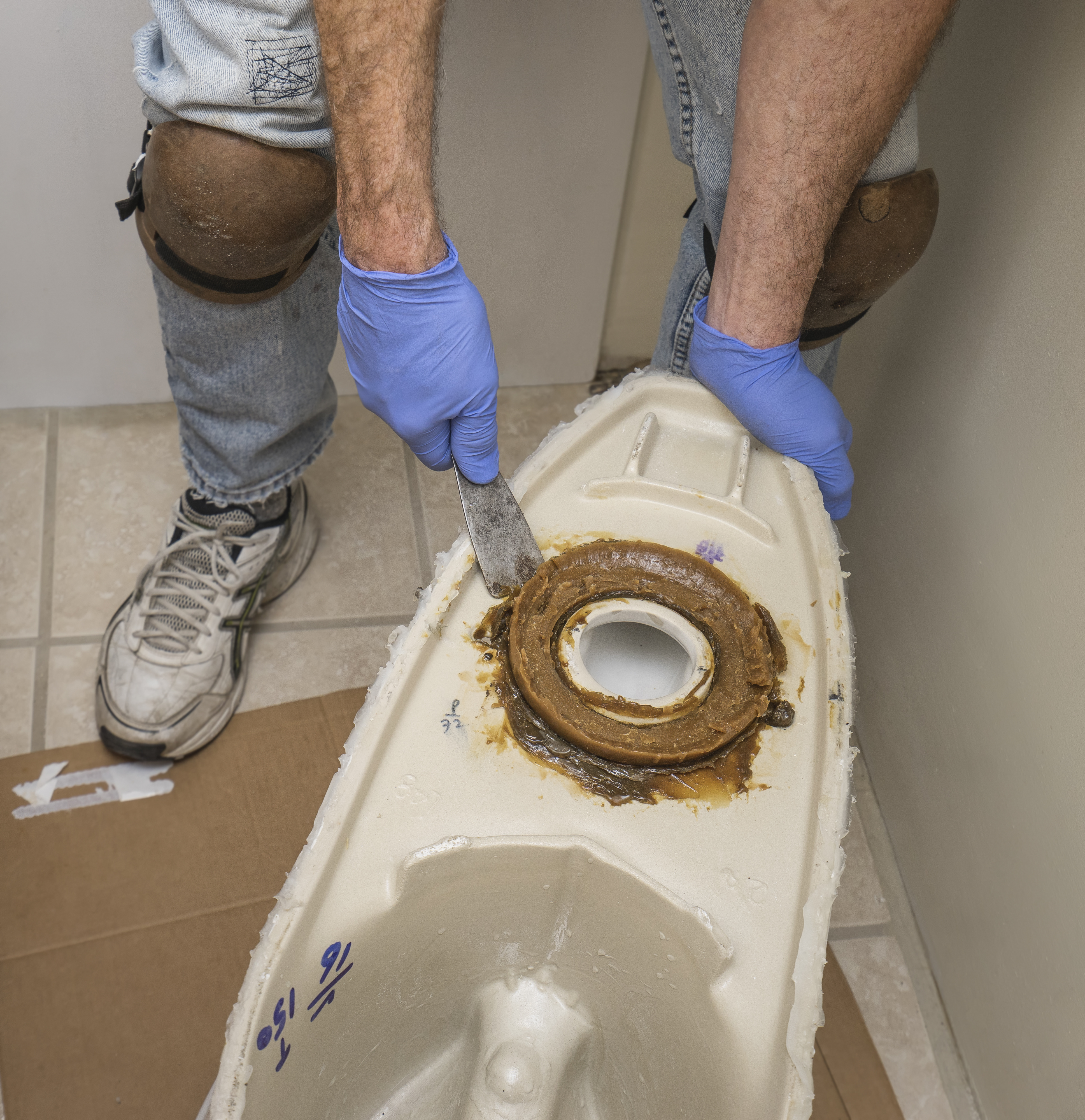 How To: Replace a Toilet Flange | Pittsburgh | Terry's Plumbing