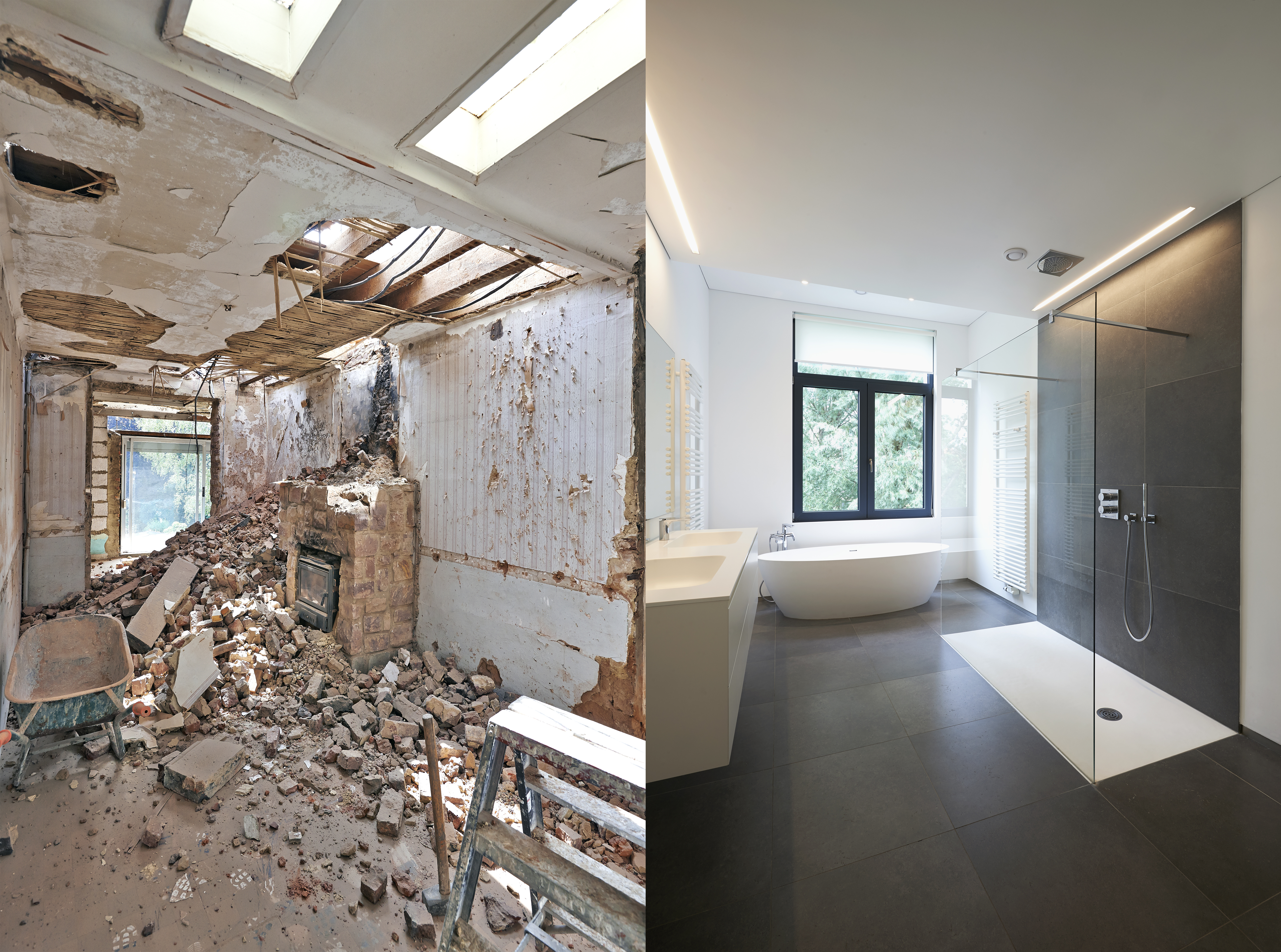 What's the Difference: Renovating vs Remodeling? | Pittsburgh | Terry's Plumbing