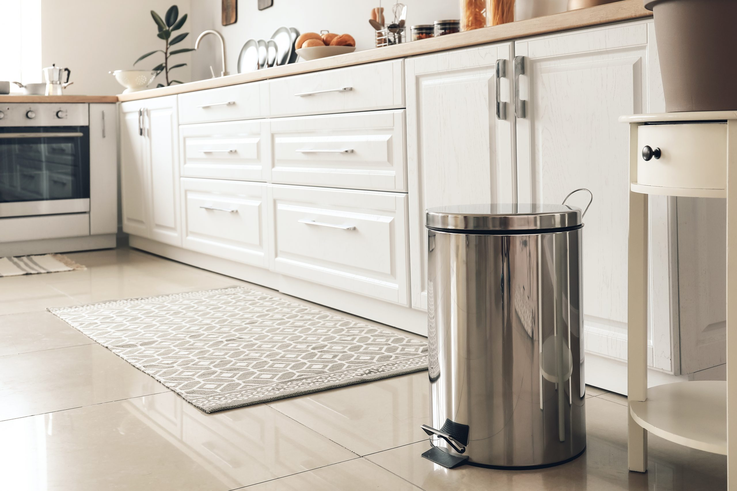 The top 3 kitchen trash cans | pittsburgh | terry's plumbing