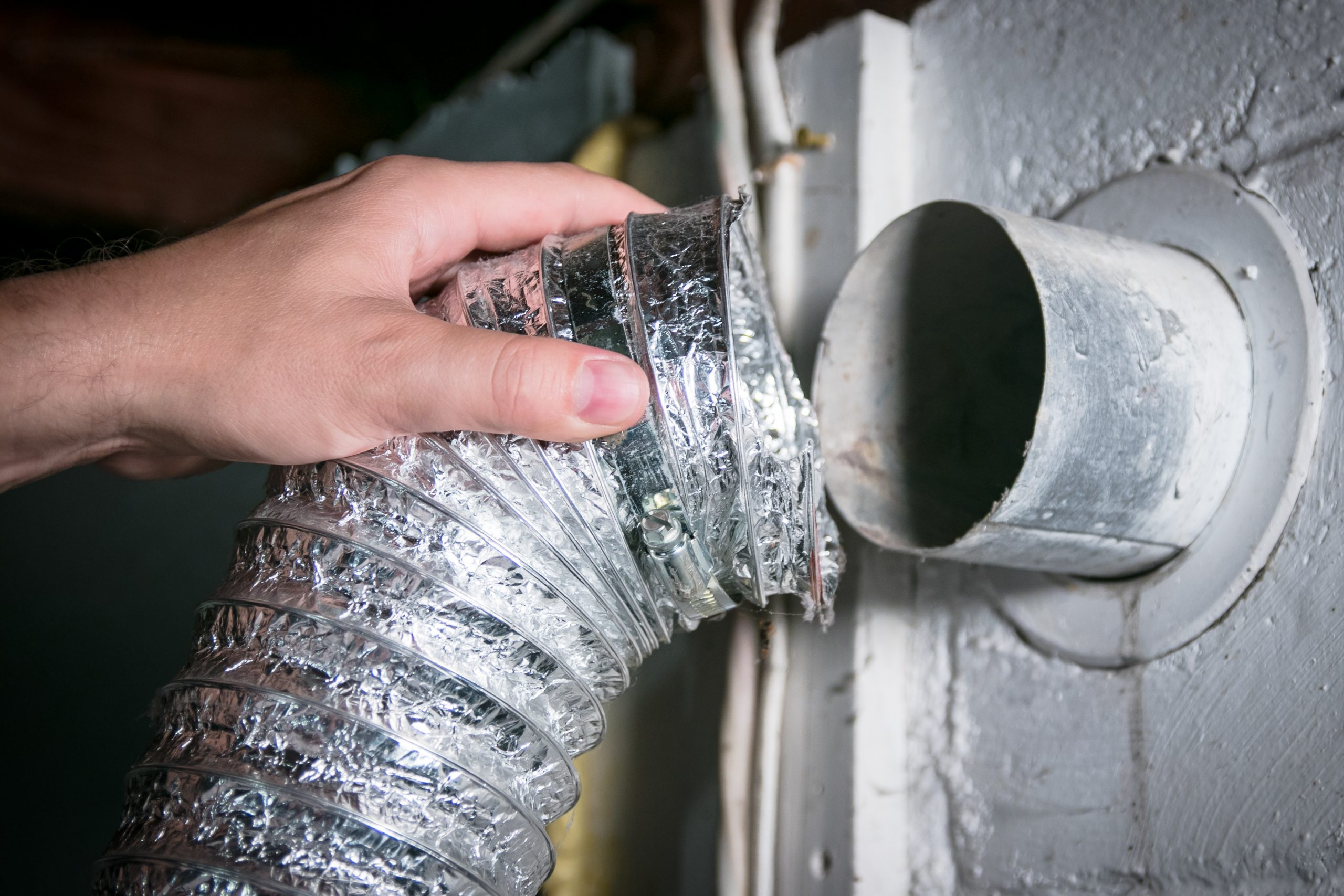 Cleaning your Dryer Vent: 6 Mistakes to Avoid | Pittsburgh | Terry's Plumbing